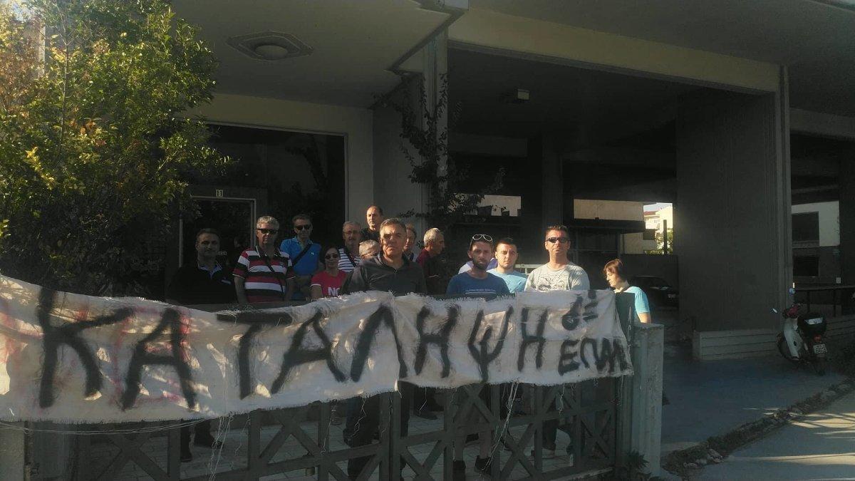 ΕΚΛ: Στο πλευρό μαθητών του 6ου Εσπερινού ΕΠΑΛ Λάρισας
