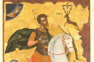 Ο Άγιος Ευστάθιος ο Μεγαλομάρτυς (20.9)*