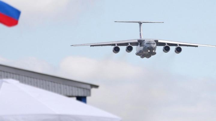 Αγνοείται ρωσικό στρατιωτικό αεροσκάφος με 14μελές πλήρωμα στη Μεσόγειο