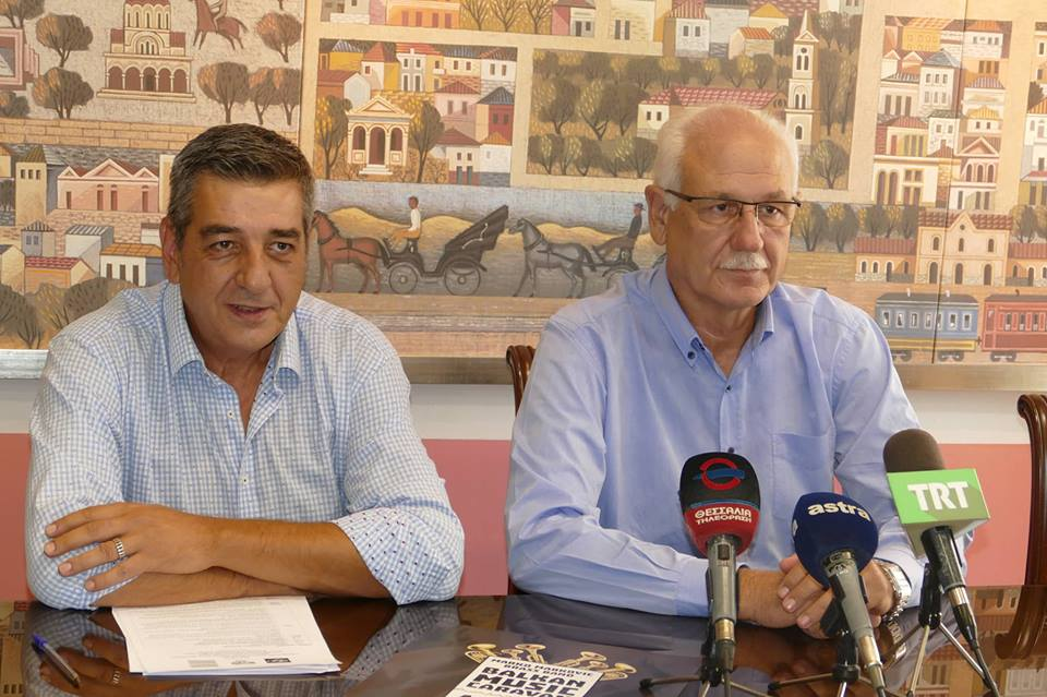 Βαλκανικό γλέντι το Παζάρι της Λάρισας