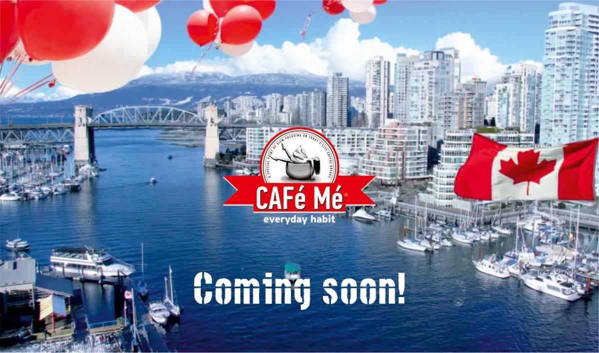 Λάρισα παντού! Τα CAFé Mé στον Καναδά!