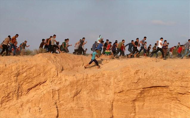 Τρεις Παλαιστίνιοι νεκροί από ιασραηλινά πυρά σε Γαζά και Ιερουσαλήμ