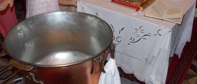 Διπλή βάπτιση έβαλε τέλος σε μια βεντέτα 63 ετών στην Κρήτη