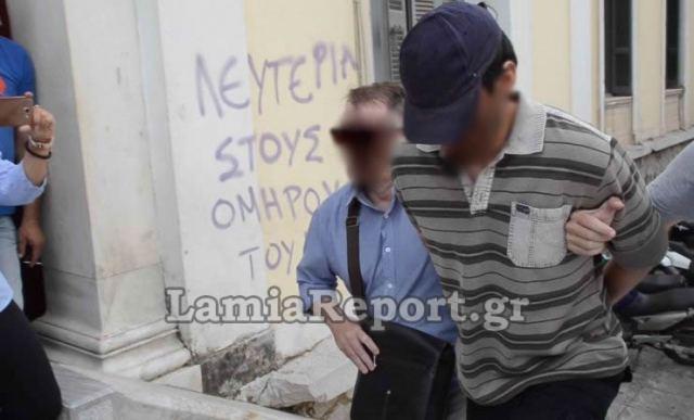 Λαμία: Απολογείται ο 34χρονος εθνοφύλακας για τους βιασμούς και τις υποθέσεις αρπαγής