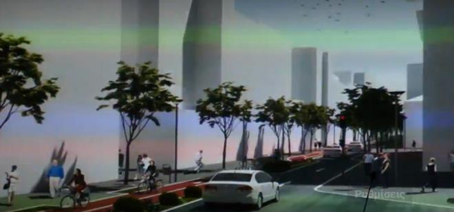 Λάρισα: Έτσι θα είναι οι κεντρικές οδοί μετά το ΣΒΑΚ (φωτ.- video)