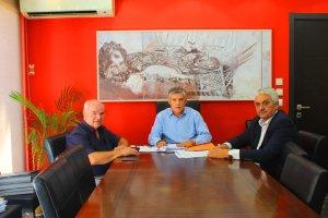 Έργα 2,1 εκ. ευρώ για το Δήμο Τεμπών από την Περιφέρεια