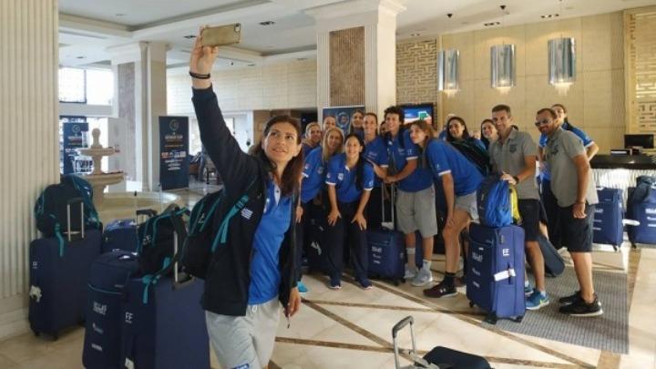 Μπάσκετ: Η εθνική γυναικών στο Παγκόσμιο Κύπελλο της Τενερίφης