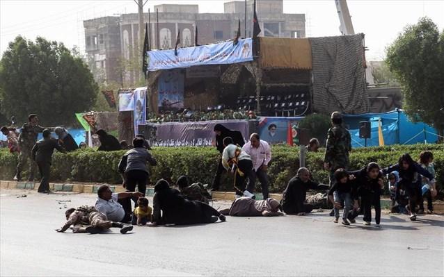 Ασάφεια γύρω από τους υπαίτιους της επίθεσης στο Ιράν