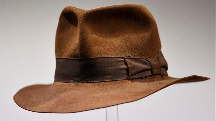 Πωλήθηκε το καπέλο του Ιντιάνα Τζόουνς