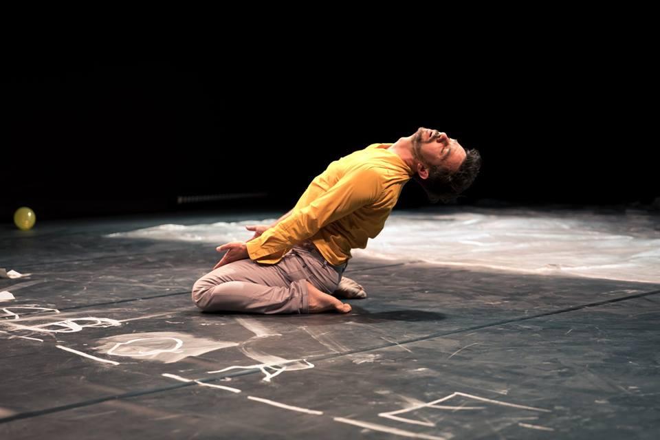Σόλο του Wagner Moreira στη Σκηνή Μπαλέτου