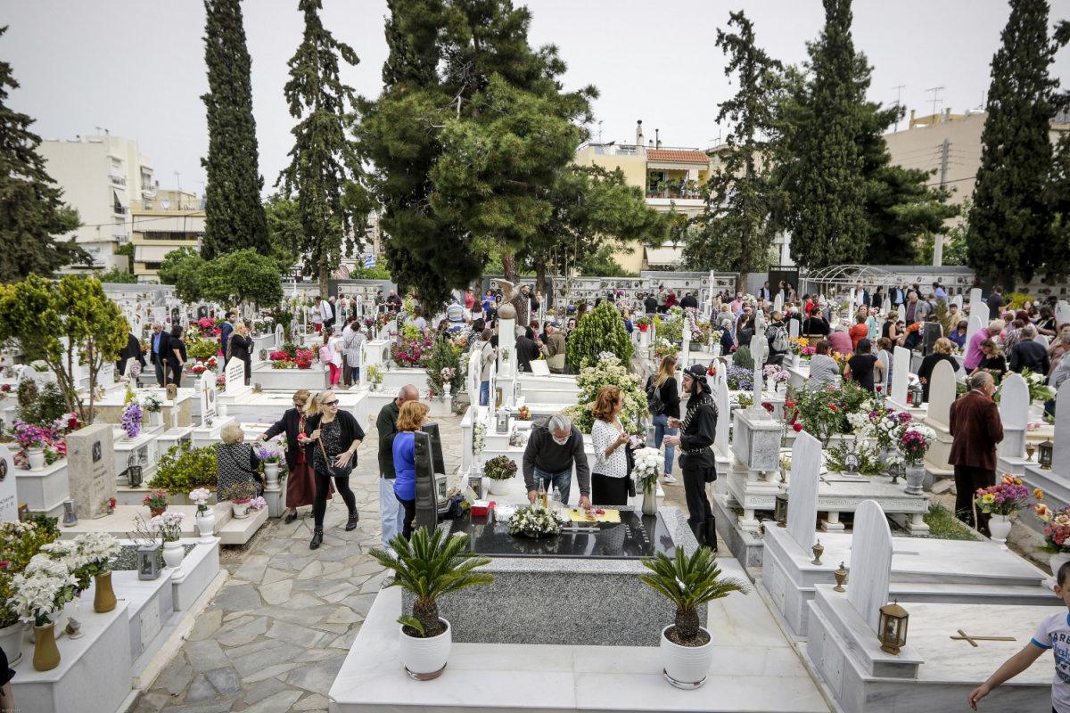 Θεσσαλονίκη: Πήγαν να θάψουν τον άνθρωπό τους αλλά δεν υπήρχε τάφος