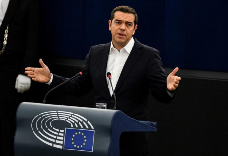 Τσίπρας: Η Ελλάδα αφήνει πίσω τα μνημόνια με σεβασμό στα κοινωνικά και ανθρώπινα δικαιώματα