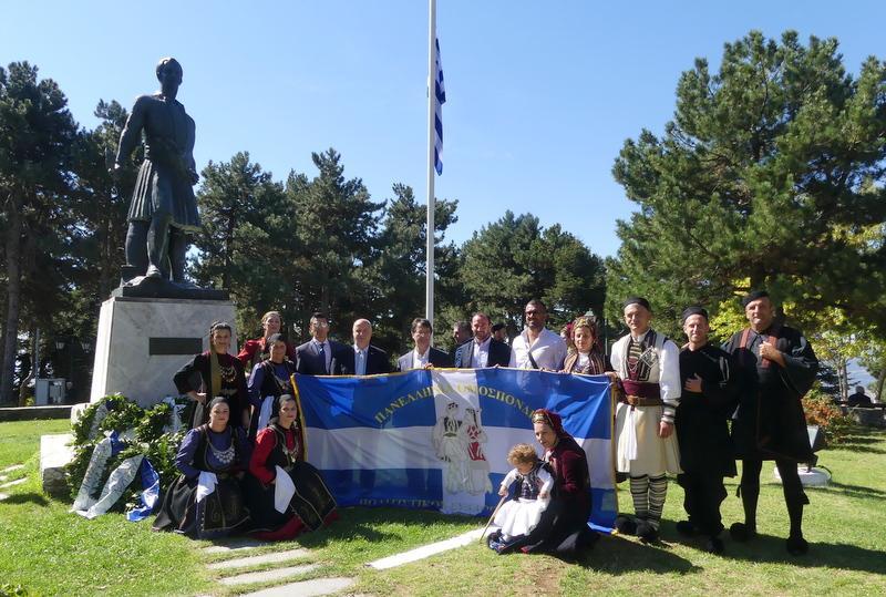 Αφιερωμένο στον Γεωργάκη Ολύμπιο το 19ο Συμπόσιο Ιστορίας στο Λιβάδι (φωτ.)