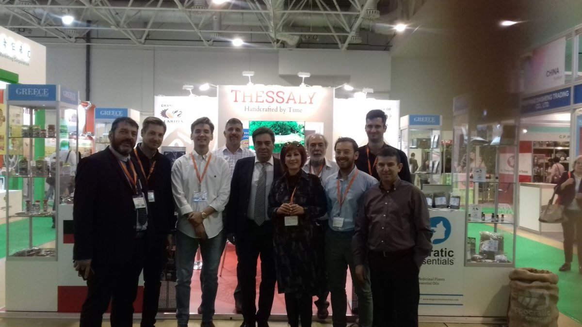Επιτυχημένη η παρουσία του Επιμελητηρίου Λάρισας στη Μόσχα