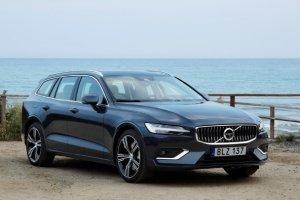 Στην Ελλάδα το νέο Volvo V60 Wagon