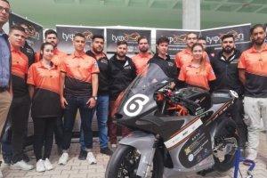 Με το πρώτο ελληνικό αγωνιστικό Moto GP-3 οι φοιτητές του Πολυτεχνείου Κοζάνης σε αγώνες στην Ισπανία