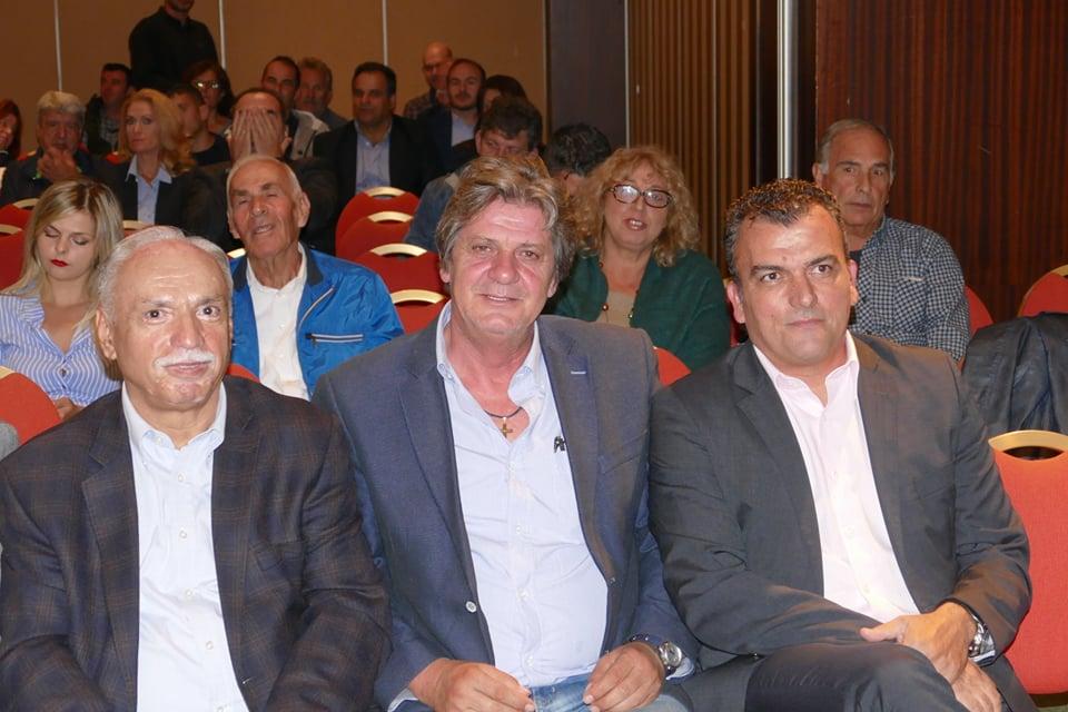 Τρεις για επικεφαλής στην παράταξη Τζανακούλη (video)