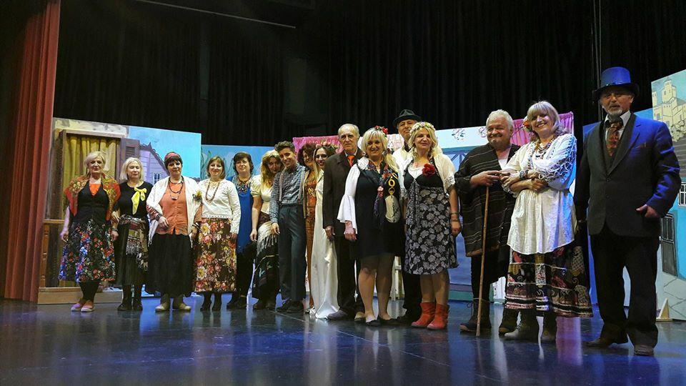 Κάλεσμα για τη Θεατρική Ομάδα από τους Ενεργούς Πολίτες Λάρισας