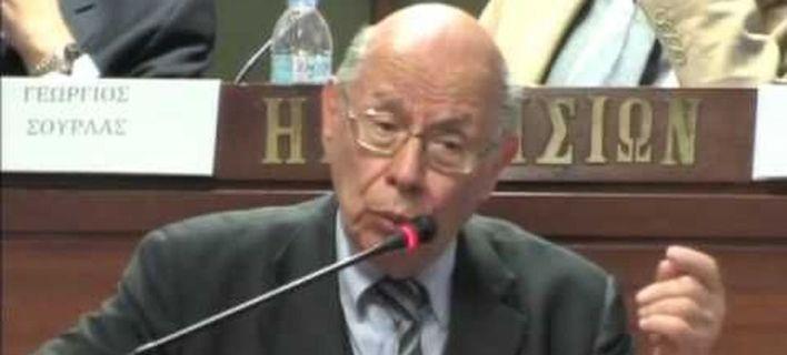 Απεβίωσε ο πρώην βουλευτής Διονύσης Μπουλούκος