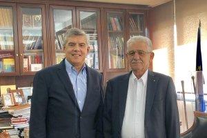 Ευχαριστίες για τη συντήρηση και βελτίωση του οδικού δικτύου Αλεξανδρινής – Παλαιόπυργου