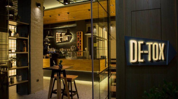 Το πρώτο De-Tox cafe ανοίγει στα Τρίκαλα