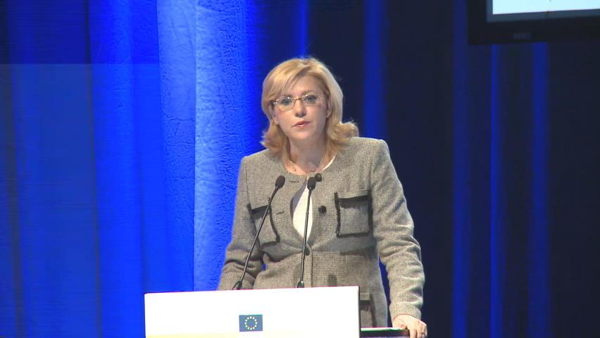 Αύξηση κοινοτικών κονδυλίων για την Ελλάδα προαναγγέλλει η Επίτροπος Κορίνα Κρέτσου