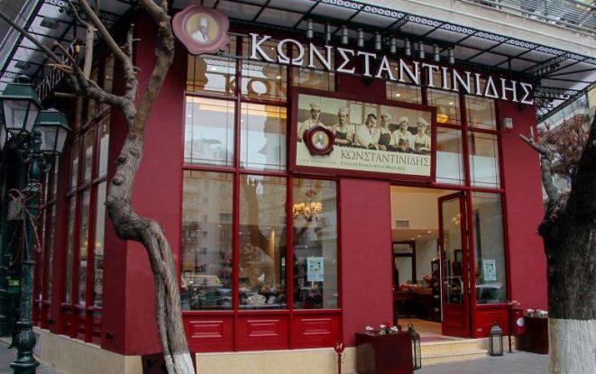 Πόλεμος στην οικογένεια Κωνσταντινίδη