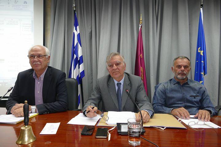 Έγκριση απολογισμού 2017 στο Δήμο Λαρισαίων