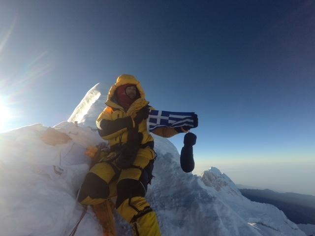Νέα επιτυχία για τους ατρόμητους Έλληνες ορειβάτες