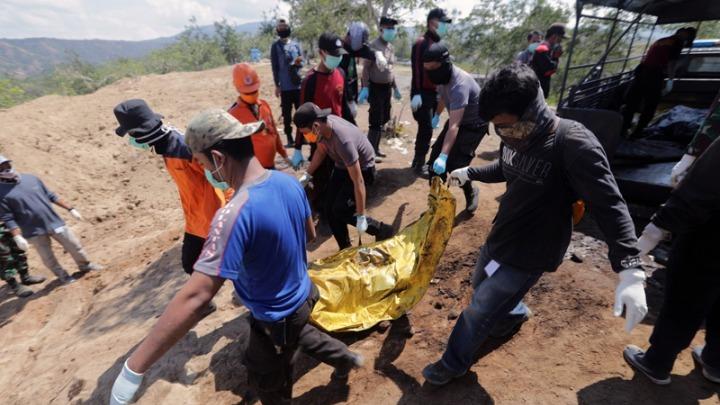 Στους 1.407 οι νεκροί από τον σεισμό και το τσουνάμι στην Ινδονησία