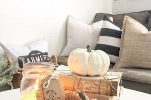 Ανακαινίστε το σπίτι σας με φθινοπωρινό στυλ