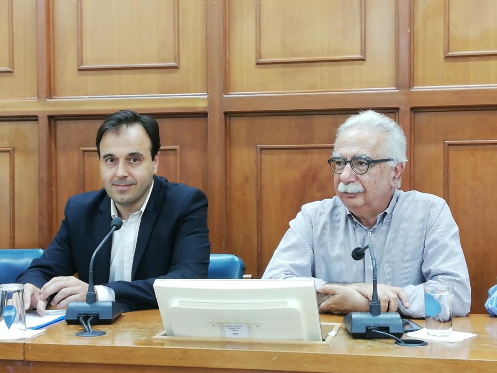 Παντρικαλινή κάθοδος στην Αθήνα για το νέο Πανεπιστήμιο Θεσσαλίας