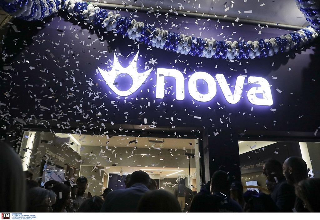 Η νέα εποχή στα καταστήματα Nova τώρα και στη Θεσσαλονίκη!