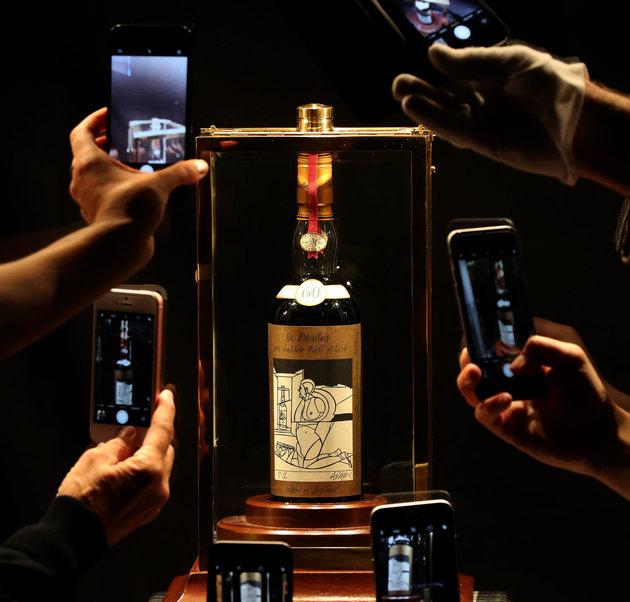 Το «Άγιο Δισκοπότηρο» των ποτών: Αυτό είναι το ουίσκι του ενός εκατομμυρίου ευρώ