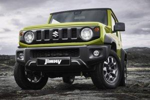 Πορεία 50 ετών για το Suzuki Jimny