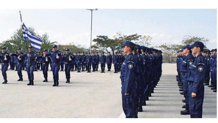 Εισαγωγή σε αστυνομικές σχολές με ποσόστωση για τρίτεκνους και πολύτεκνους