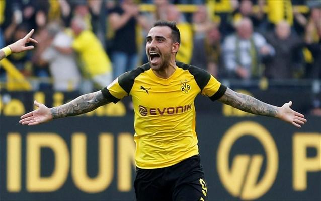 Bundesliga: «Χρυσές» αλλαγές Αλκάθερ και Γκέτσε