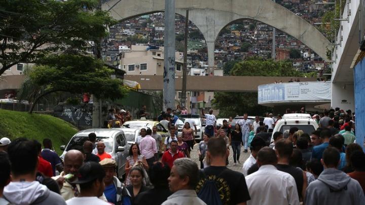 Βραζιλία: Ένας ακροδεξιός και ένας κεντροαριστερός στον β΄ γύρο των προεδρικών εκλογών