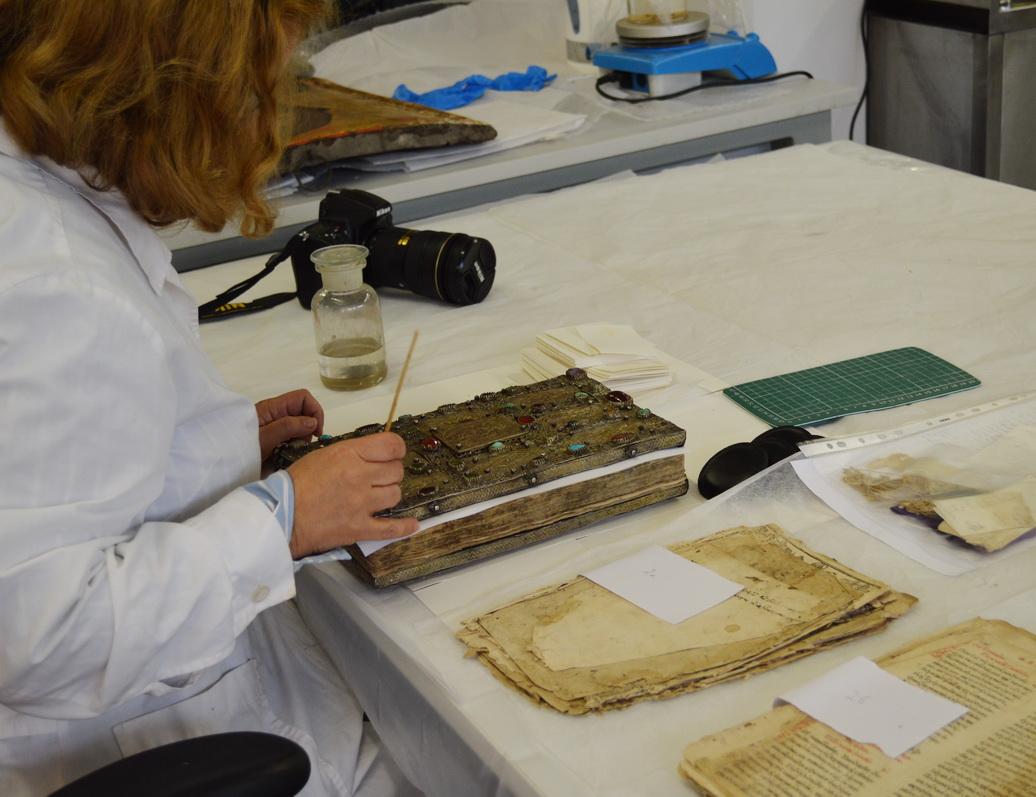 Το Διαχρονικό Μουσείο Λάρισας ανοίγει στο κοινό τα εργαστήρια συντήρησης