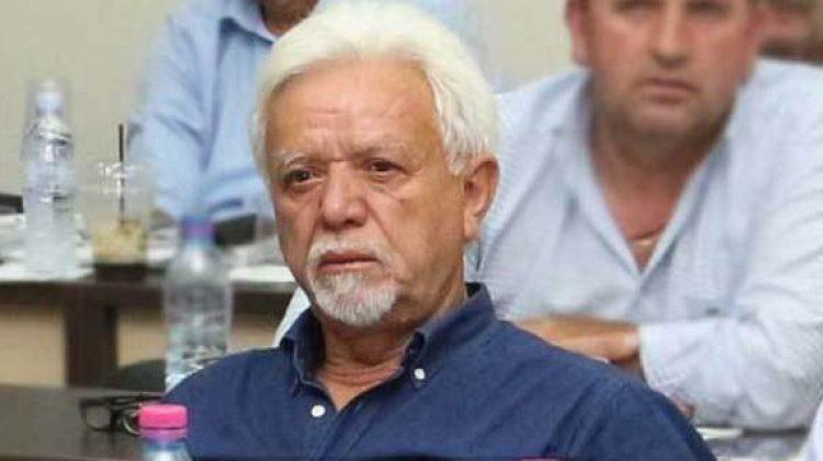 Πέθανε τα ξημερώματα ο αντιδήμαρχος Μετεώρων Γιώργος Δήμου