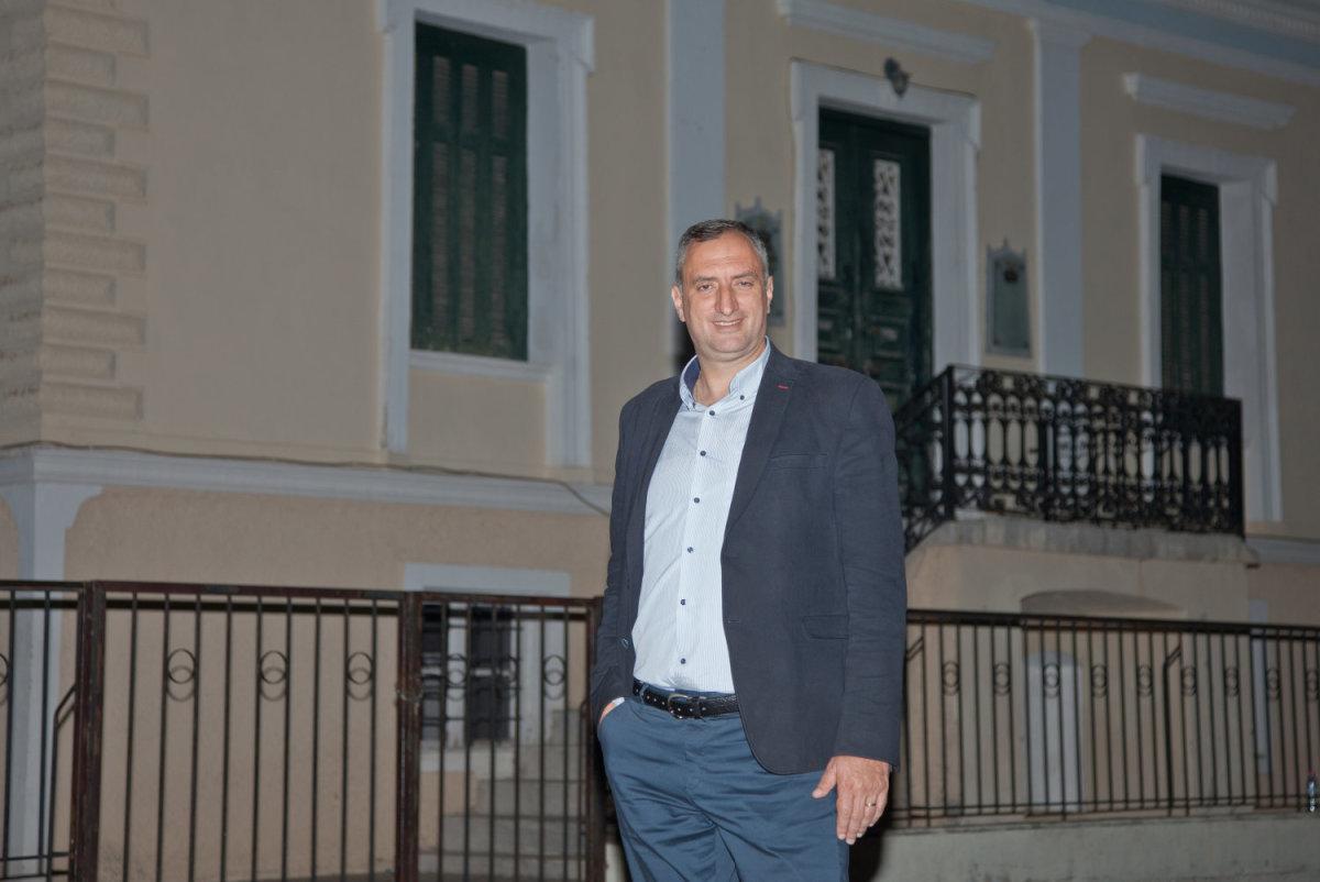 Υποψήφιος δήμαρχος Τυρνάβου ο Ιωάν. Κόκουρας