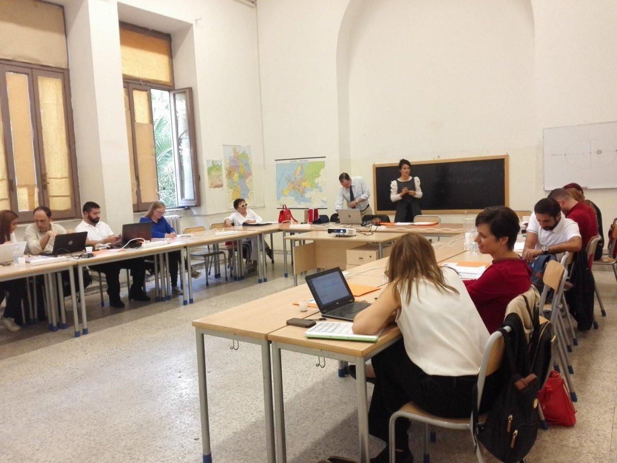 Εναρκτήρια Διακρατική Συνάντηση για την εκπαίδευση εκπαιδευτικών στην κοινωνική επιχειρηματικότητα