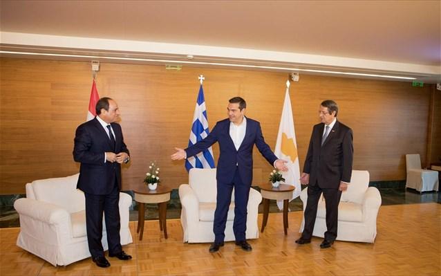 Αλ. Τσίπρας: Στήριξη σε Κύπρο για τις εξορύξεις