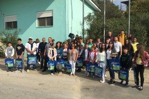 Μαθητές από έξι χώρες φιλοξενεί το 11ο Γυμνάσιο Λάρισας