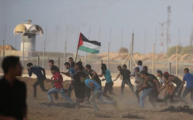 Γάζα: Νεκροί από πυρά Ισραηλινών στρατιωτών έξι Παλαιστίνιοι