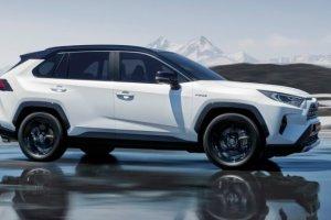 Το νέο Toyota RAV 4