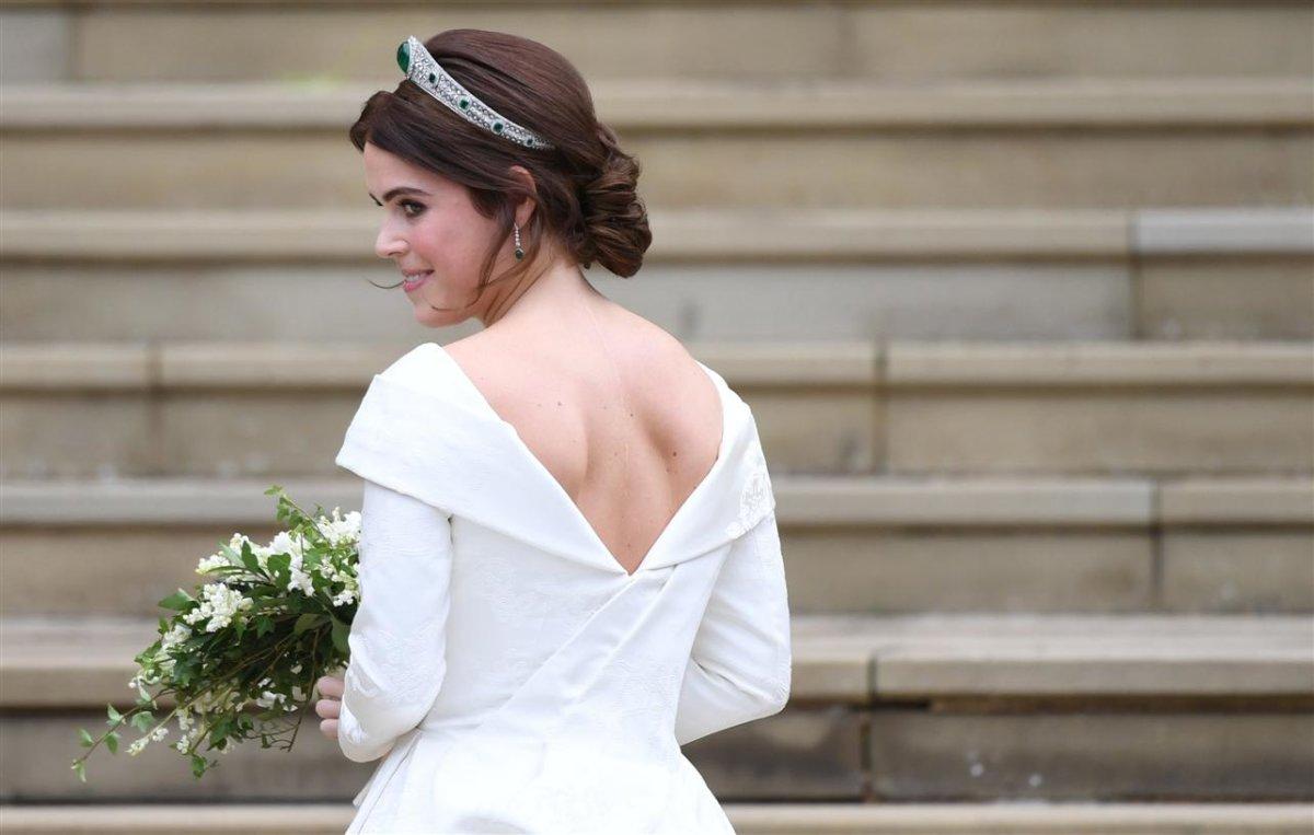 Παντρεύτηκε η πριγκίπισσα Ευγενία