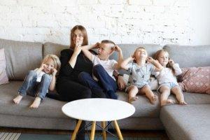 Οι οικογένειες με πολλά παιδιά έχουν μικρότερο κίνδυνο καρκίνου