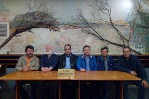ΕΟΑΣΝΛ: Συνάντηση με Κόκκαλη την Παρασκευή