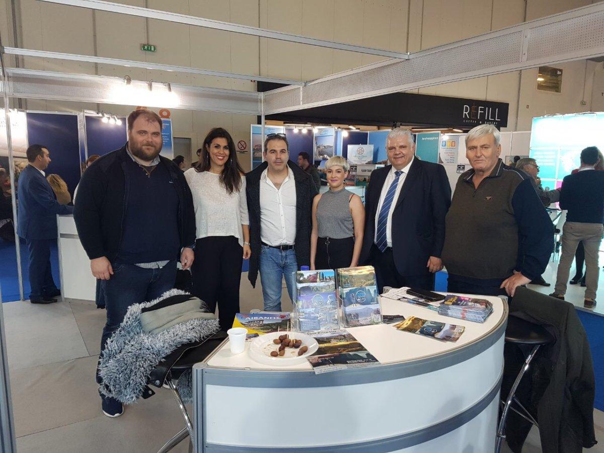 Η Περιφέρεια Θεσσαλίας στην 5η Athens International Tourism Expo